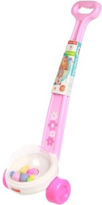 Fisher Price Push & Pull Along Fisher Price Corn Popper