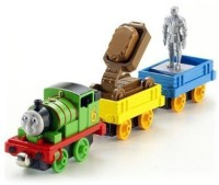 Fisher-Price Thomas Thomas The Train: Take-n-Play Percy's Catapult (Multicolor)