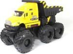 Maisto Cars, Trains & Bikes Maisto Builder Zone Quarry Monster Dump Truck Maisto