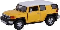 Kinsmart Die-Cast Metal Toyota Fj Cruiser (Yellow)