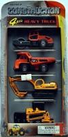 Ruppiee Shoppiee Construction Heavy Truck Metals (Multicolor)