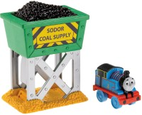 Fisher-Price Thomas Friends Coal Hopper Launcher (Blue)