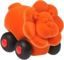 Rubbabu Lion Orange - Orange