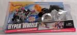 Hot Wheels Cars, Trains & Bikes Hot Wheels Hyper Wheels Silver And Blue Motorcycles