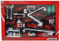 Hamleys METAL FIRE ENGINE PLAY SET (Multicolor)