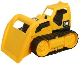 Toystate State Caterpillar Tough Tracks Bulldozer