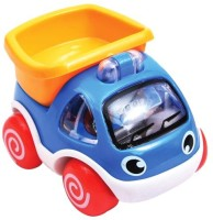 Smart Picks Mud Truck Fire Engineering Vehicle (Multicolor)