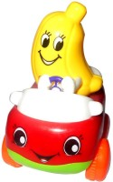 Smart Picks Banana Stunt Car (Multicolor)