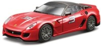 Bburago Ferrari 599XX 1/43 Diecast Model Car (Red)