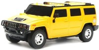 Parv Collections Flyers Bay Hummer H2 SUV (Yellow, Black)