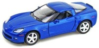 Smart Picks 2007 Chevrolet Corvette C6 Z06 (Multicolor)