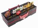 Mattel Cars, Trains & Bikes Mattel disney/pixar cars Micro Drifters Fastflip Carry Case