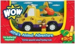 Wow Cars, Trains & Bikes Wow Animal Adventure Alfies