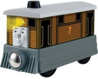 Fisher-Price Thomas Wooden Railway Talking Toby (Multicolor)