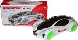 FiableCreations 3D Light Super Speed Racing Car