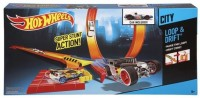 Hot Wheels Core Track Assortment Racing Set (Multicolor)