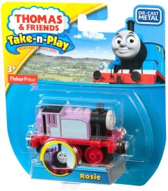 Fisher-Price The Train Take-n-Play Rosie Engine