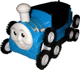 WebKreature Thomas Thumbling Train with 3D Magic Lights