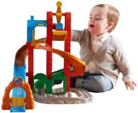 Fisher Price Thomas & Friends Great Heights Adventure (Red)