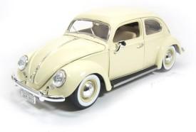 Bburago Volkswagen Kafer Beetle 1955 1:18 Diecast Scale Model Car