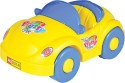 Khanna Preety Car - Yellow, Blue