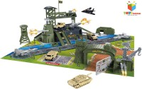 Toys Bhoomi Special Forces Military Base Play Set (Multi)