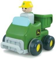 Tomy Ertl John Deere Push And Go Truck (Multicolor)