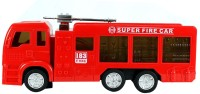 Planet Of Toys Fire Brigade Toy (Red)