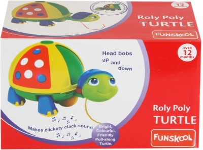 Funskool Roly Poly Turtle