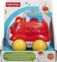 Fisher-Price Roller Blocks Fire Truck (Multicolor)