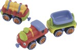Early Learning Centre Cars, Trains & Bikes Early Learning Centre Magnetic Trio