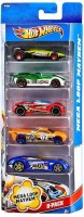 Hot Wheels Hot Wheels Five-Car Assortment Pack (Colors And Designs May Vary) (Multi Color)