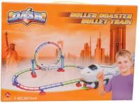 Tabu Dash High Speed Roller Coaster Bullet Train (White)