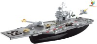 Toys Bhoomi Special Forces Aircraft Carrier Play Set (Multicolor)