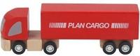 Plantoys City Series Cargo Truck (Multicolor)