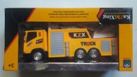 Output Super Power Construction Truck (Yellow)