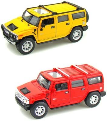 Kinsmart-Hummer-H2-Cars