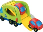 Smoby Cars, Trains & Bikes 09