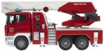 Bruder Cars, Trains & Bikes Bruder Scania R Series Fire Engine With Water Pump