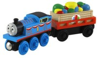 Fisher-Price Thomas Wooden Railway -Balloon Delivery (Multicolor)