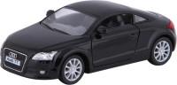 Baby Steps Kinsmart Die-Cast Metal 2008 Audi Tt Coupe (Black)