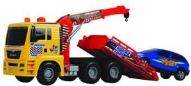 DICKIE TOYS Jumbo Air Pump Tow Truck,21