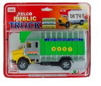 Promobid Centy Public Truck Toy (Green)