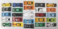 Littlegrin Die Castmetal Force Car Set - 25 Pieces (Multicolor)