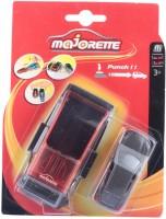 Majorette Majorette Punch & Go Launcher With Car (Multicolor)