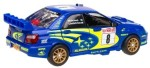 Hasbro Cars, Trains & Bikes Hasbro Alternators Subaru Impreza WRC