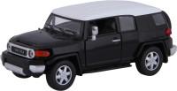Kinsmart Die-Cast Metal Toyota Fj Cruiser (Black)