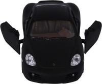 Kinsmart Die-Cast Metal Matte Porsche Cayman S (Black)