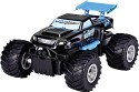 Maisto Assembly Line Power Builds - Off Road Truck - Black