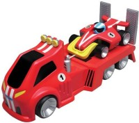 TOMY Tow N' Go Racer Toy Vehicle (Multicolor)